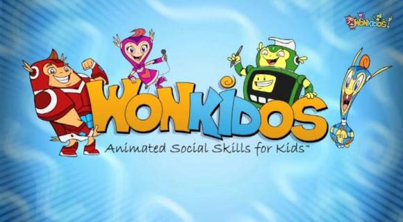 Wonkidos - Animated Social Skills