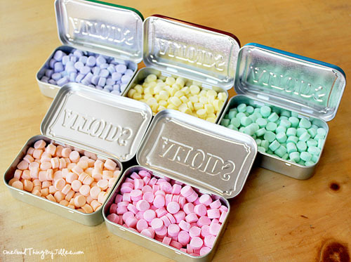 Make Your Own Mints!